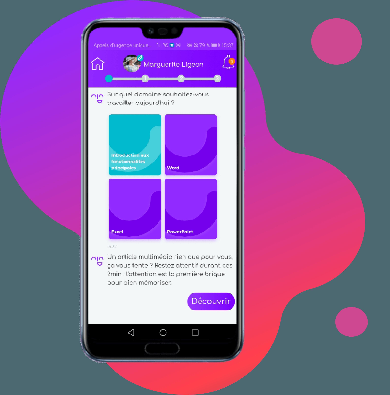 portable avec matrice office 2019